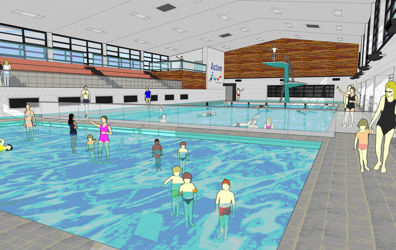 Consultation Homepage Kingswood Leisure Centre